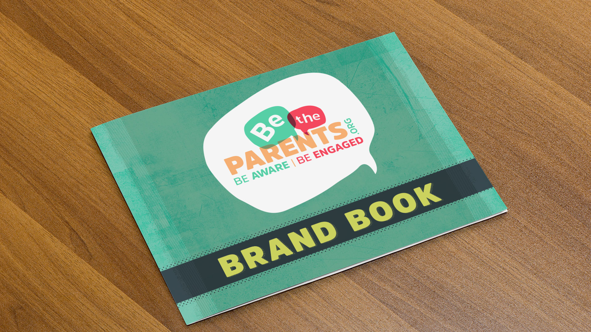 Be The Parents brand book